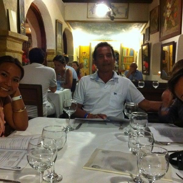 Foto tomada en Donde Olano Restaurante por Fernando el 2/9/2013