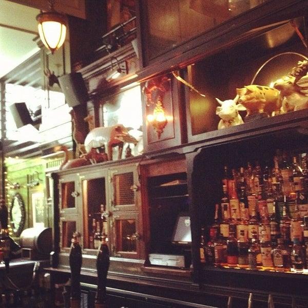 Bar For Dining Room: The Breslin Bar & Dining Room