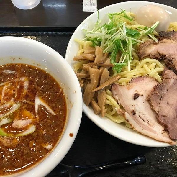 Photo taken at 手打ち麺処 暁天 by ♨しの☆しの♨ on 1/29/2017