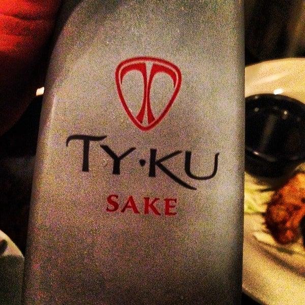 Photo prise au Sushi O Bistro par Mads J. le2/14/2014