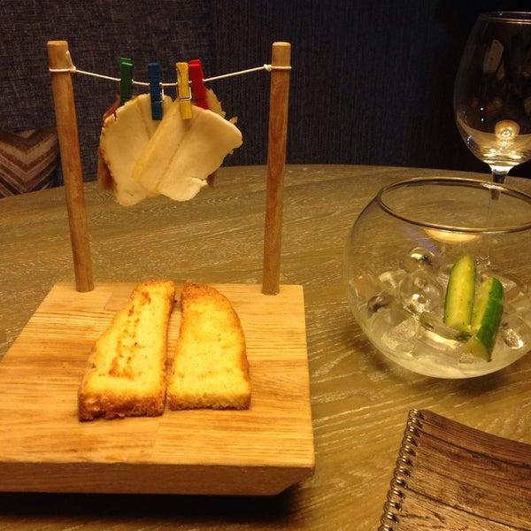 Снимок сделан в ресторан ORDA пользователем Ochira 2/13/2014