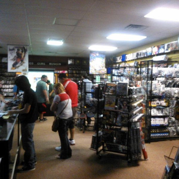 Photo taken at Game Over Videogames by Daniel S. on 3/9/2014
