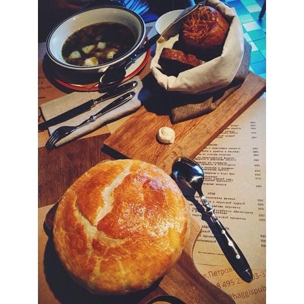 Photo taken at Haggis Pub & Kitchen by AlenaZ on 7/12/2014