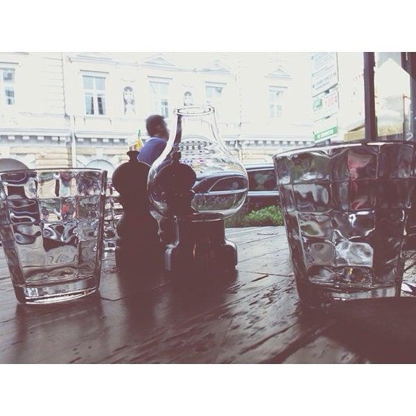 Photo taken at Haggis Pub & Kitchen by AlenaZ on 7/13/2014
