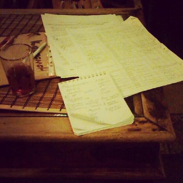 Снимок сделан в Кофейня «Кардамон» и лавка «Коллекция Пустяков» пользователем Danata 12/2/2012