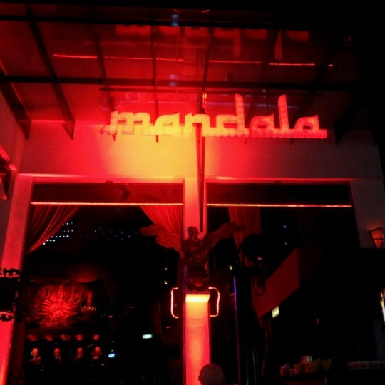 Foto tomada en Mandala por Hannibal S. el 9/14/2012
