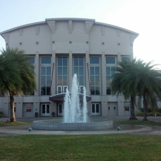 Photo taken at Curtis M. Phillips Center for the Performing Arts by Tim C. on 12/6/2012