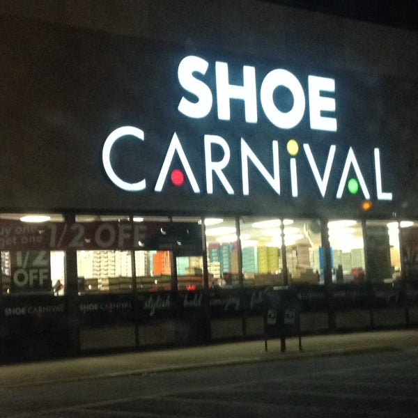 Shoe Carnival Buy One Get One Half Off