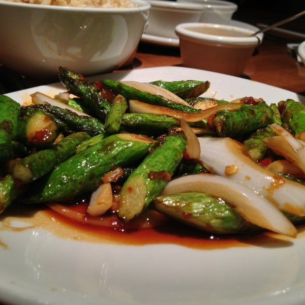 Photo taken at P.F. Chang's by Jackson R. on 7/8/2013