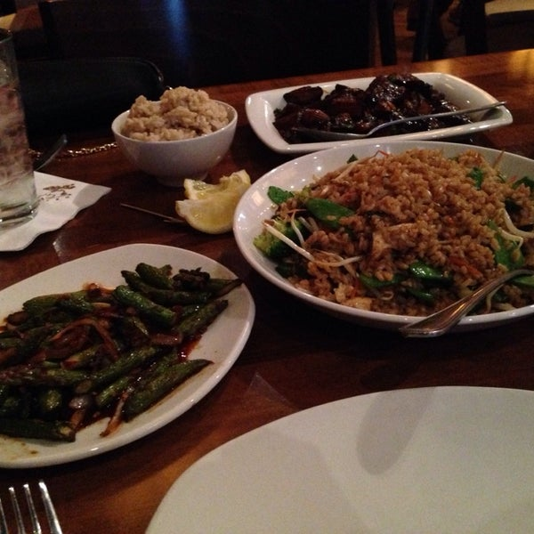 Photo taken at P.F. Chang's by Jackson R. on 1/20/2014