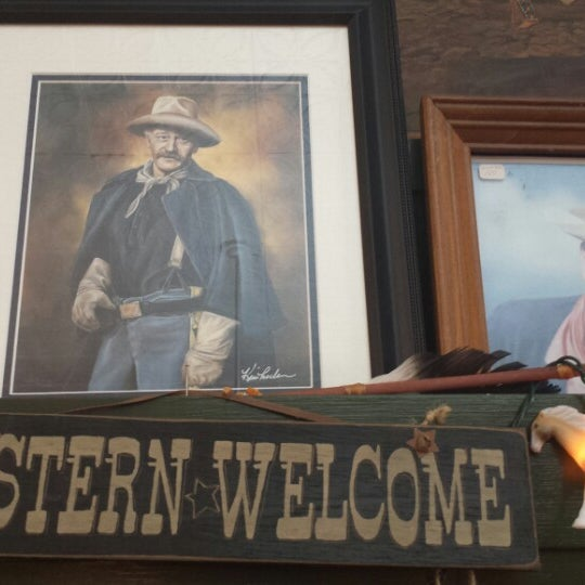Photo taken at John Wayne Birthplace Museum by Ola F. on 9/12/2013