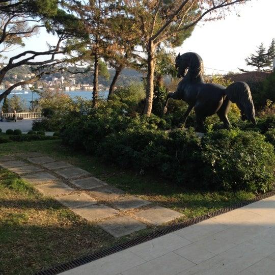 Das Foto wurde bei Sakıp Sabancı Müzesi von Erkan K. am 11/15/2012 aufgenommen