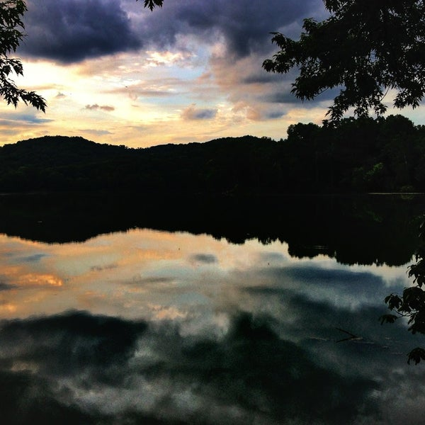 Photo taken at Radnor Lake State Park by Tom F. on 6/9/2014