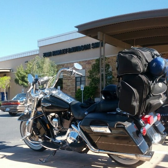Photos at Zion Harley-Davidson Shop - Washington, UT