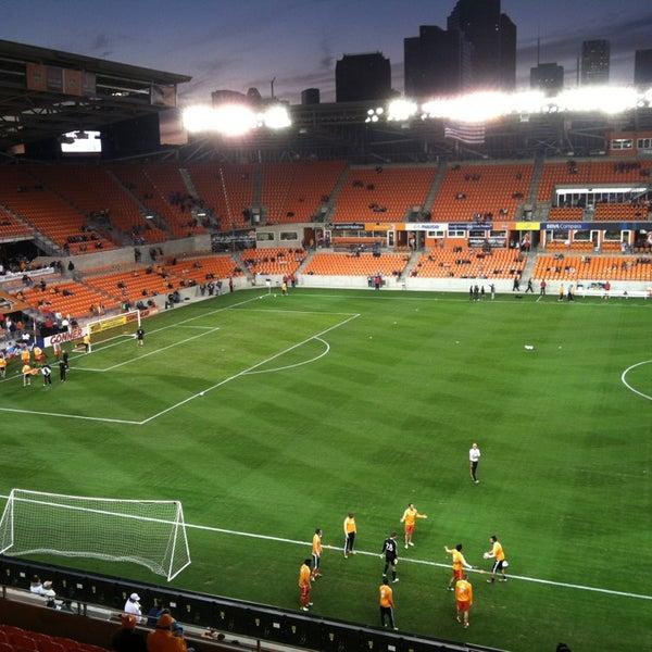 Photo prise au BBVA Compass Stadium par Scott le3/6/2013