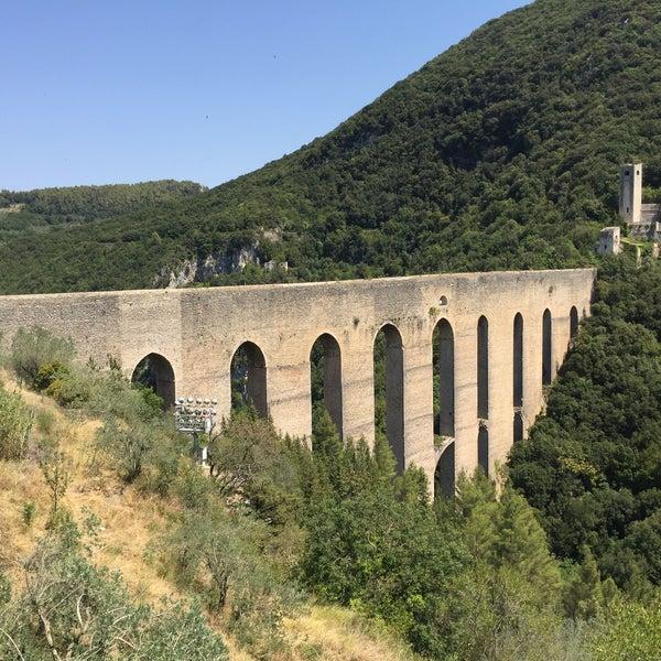 Photo taken at Ponte Delle Torri by Holger L. on 7/31/2017
