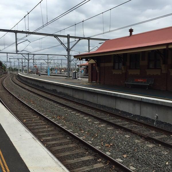 redfern station - photo #34