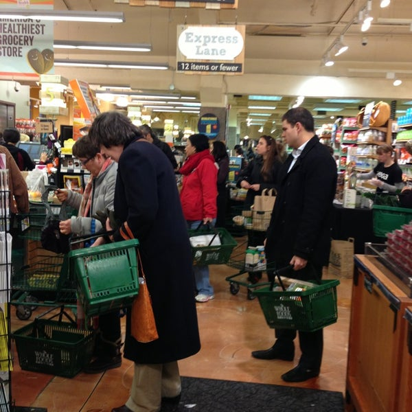 Photo taken at Whole Foods Market by Volary on 1/12/2013