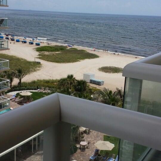 Das Foto wurde bei Marriott Pompano Resort and Spa von Nadine R. am 7/7/2014 aufgenommen