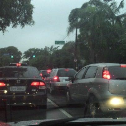 Photo taken at Avenida Brasil by Mary Z. on 2/1/2013