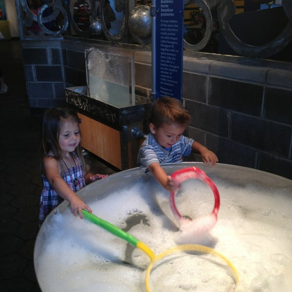 Photo taken at Long Island Children's Museum by Jaime F. on 7/13/2013