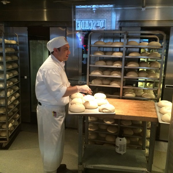 Photo taken at The Bakery Tour, hosted by Boudin® Bakery by Gue on 5/31/2015
