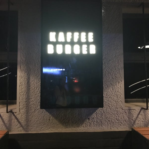 Photo taken at Kaffee Burger by Horia D. on 5/6/2017