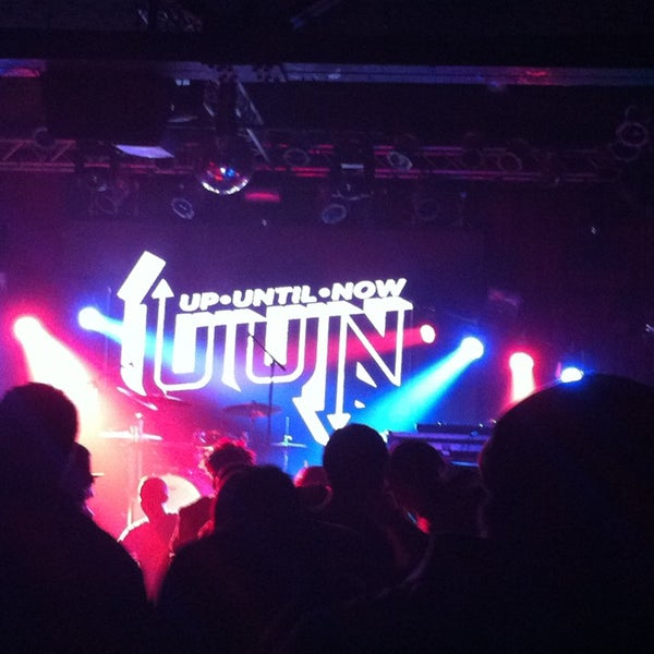 Photo taken at Highline Ballroom by Caroline T. on 2/16/2013
