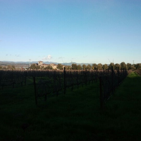 Photo taken at Cline Cellars by Adam S. on 12/28/2012
