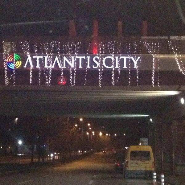 2/23/2013 tarihinde ReCep D.ziyaretçi tarafından Atlantis Alışveriş ve Eğlence Merkezi'de çekilen fotoğraf