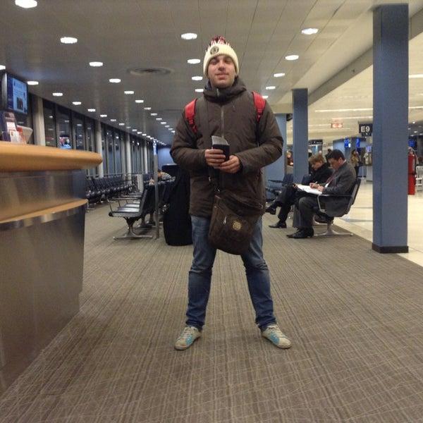 Photo taken at Terminal 3 by Alexander G. on 2/6/2013