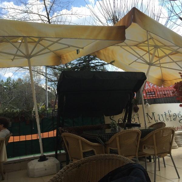 Photo taken at Sevgi Cafe by ArzuŞ🌺 on 3/12/2016