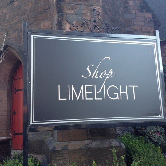 Photo taken at Limelight Shops by Ruth on 11/21/2012