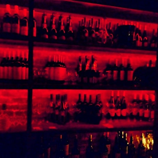 Photo taken at Custom Wine Bar by Gregory D. on 9/14/2012