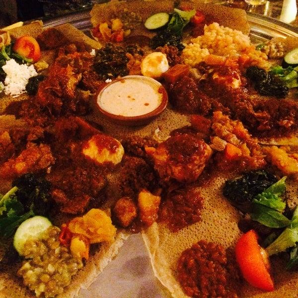 Ethiopian Food Lalibela Amsterdam