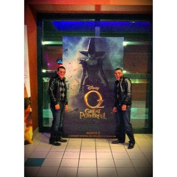 Photo taken at Regal Cinemas Green Hills 16 by Trey A. on 3/6/2013