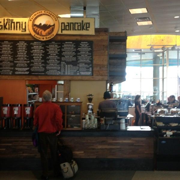 Foto tomada en Burlington International Airport (BTV) por Rob W. el 4/2/2013