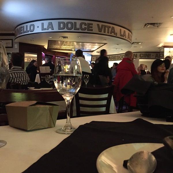 Photo taken at Timpano Italian Chop House by Liz on 2/7/2016