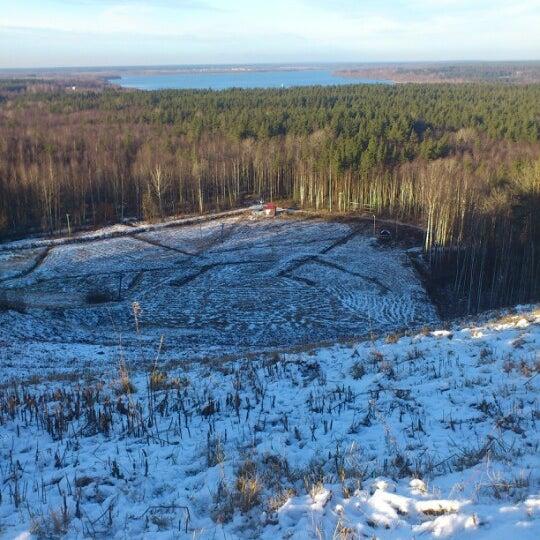 Снимок сделан в Красное озеро пользователем La Principe Lawrence P. 11/10/2012