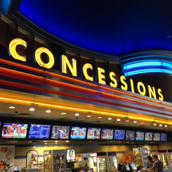 Photo Taken At Concessions Stand AMC 42nd St By Mark K On 10 6