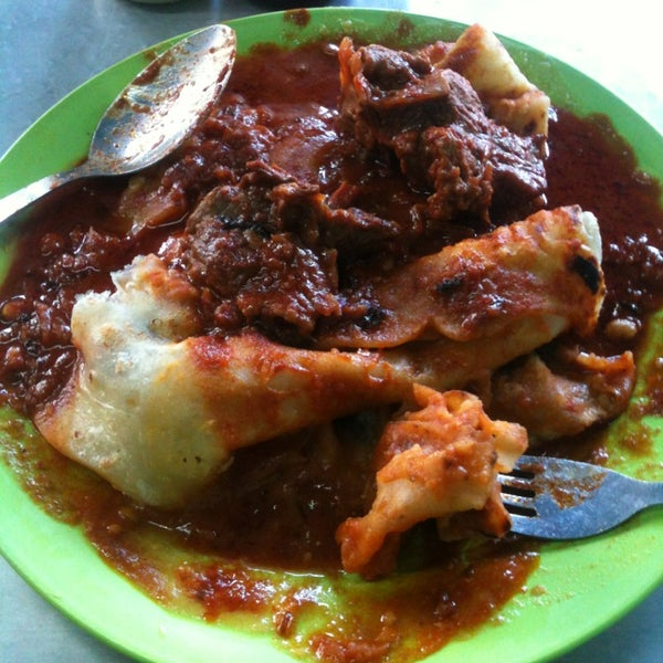 Photo taken at Roti Canai Transfer Rd. by Adaly B. on 1/27/2013