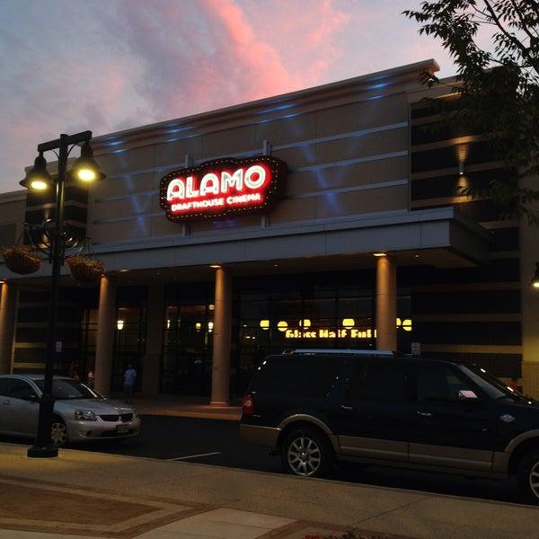 Photo taken at Alamo Drafthouse One Loudoun by KJ on 8/11/2013
