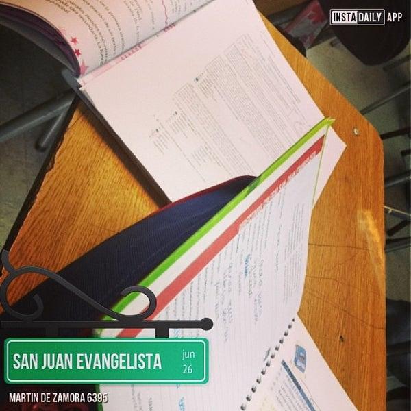 Foto tomada en Colegio San Juan Evangelista por Pipe el 6/26/2013