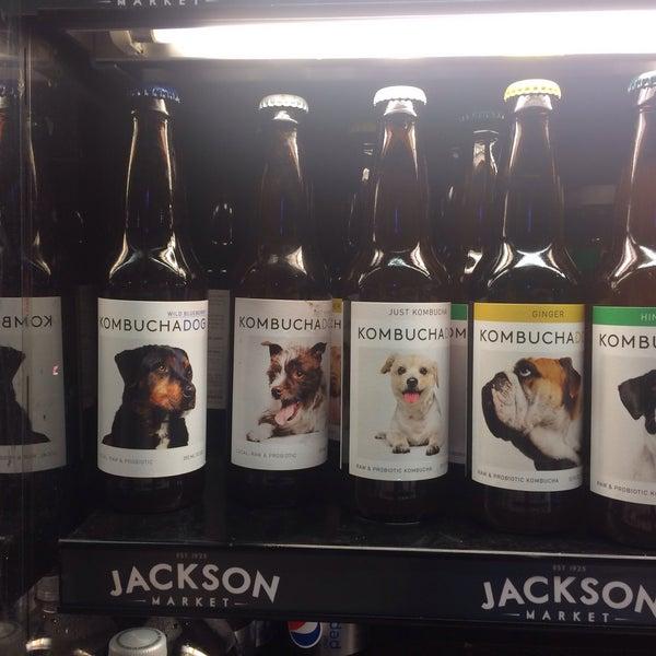 Photo taken at Jackson Market by grace k. on 10/25/2015