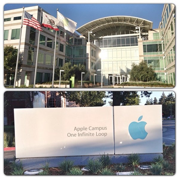 Photo taken at Apple Inc. by Ivo M. on 8/4/2013