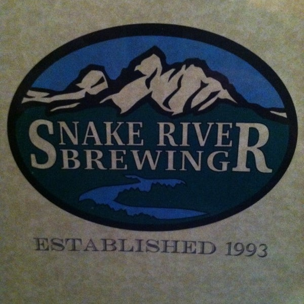 Photo taken at Snake River Brewery & Restaurant by Scott B. on 3/2/2013