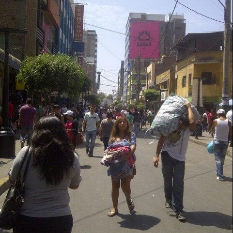 Foto tomada en Gamarra por pepeherrera el 12/30/2012