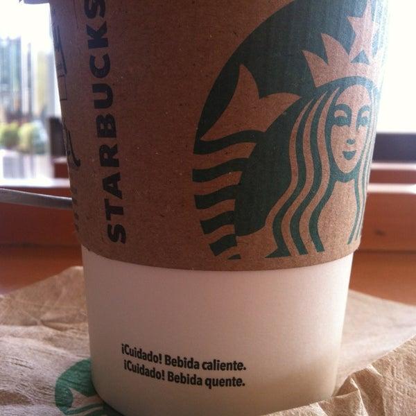 Photo taken at Starbucks by Maria L. on 1/30/2013