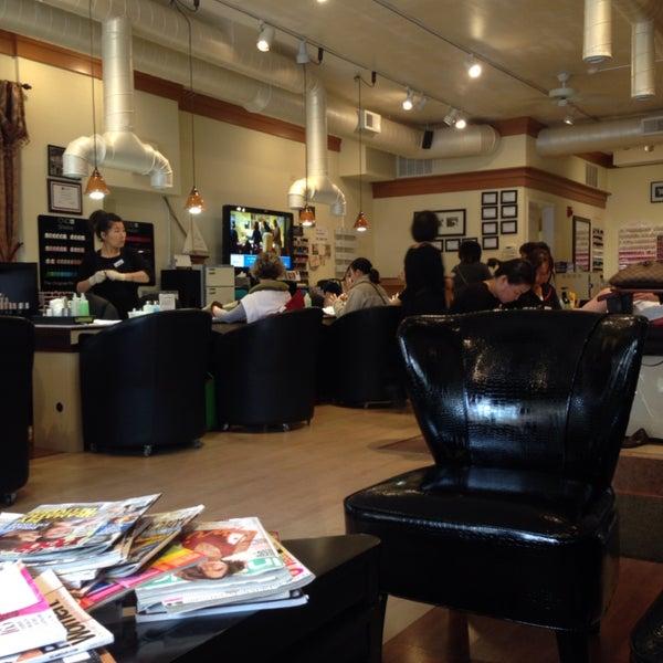 Elegance Nail Salon & Spa - Downtown Naperville - Naperville, IL