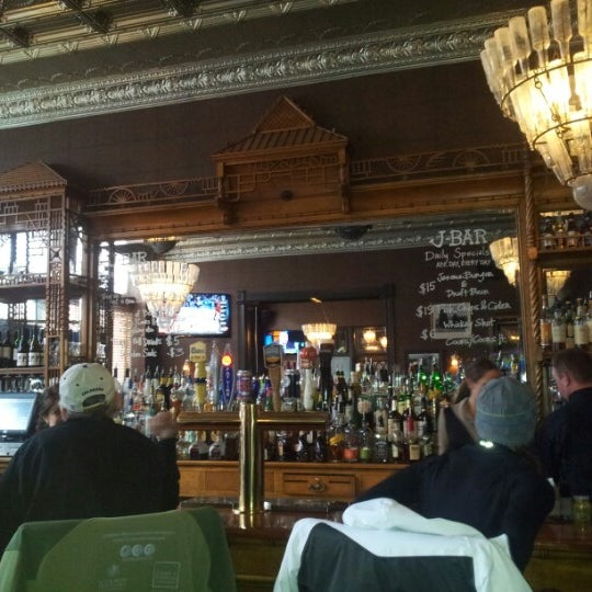 Photo taken at Hotel Jerome by Charles A. on 2/15/2013